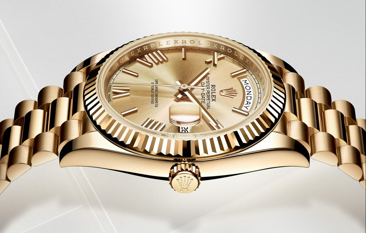 ROLEX OYSTER PERPETUAL DAY-DATE WORLD RELEASE TODAY 1ST JULY