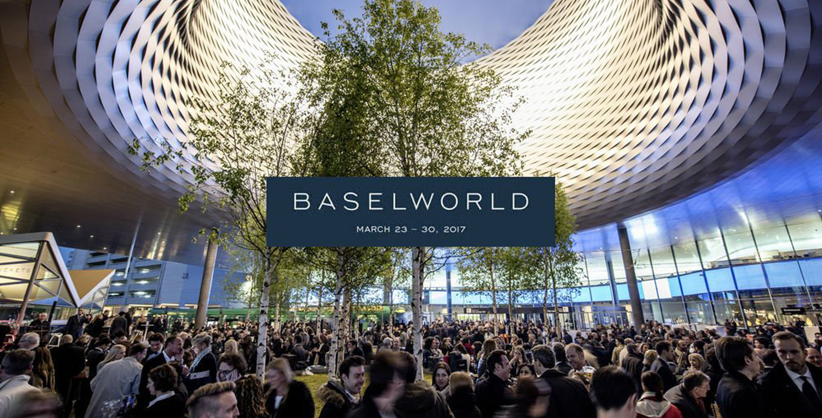 Counting down to the one unmissable show – Baselworld